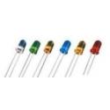 Diodos Led Encapsulados 5mm Difusos