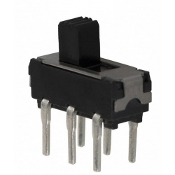 Micro interruptor deslizante doble