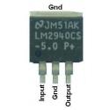Regulador Smd Low Drop 1A Lm 2940 CS