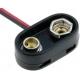 Clip Keyston Keys81 para pilas o baterías 6F22 de 9v