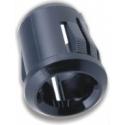 Soporte Mirilla de Plástico para Led de 8mm