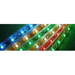 Tira Flexible Siliconada Waterproff de 30 Led 5050 RGB