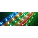 Tiras de 30 Led 5050 Ip65 Flexibles