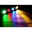 Filtros de colores de 28.50mm para Linternas