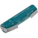 Batería NI-MH Recargable AAA 700mAh de 1.2v. con lengueta