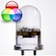 Led Flash-Intermitente-RGB 10mm