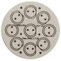 Circuitos Redondos para de Led 3, y 5mm