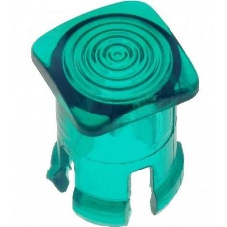 Embellecedores para Led de 5mm Verde