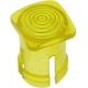 Embellecedores para Led de 5mm Amarillo