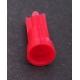 Casquillo T5 Rojo