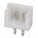 Conectores JST EH Macho Recto paso 2.50mm