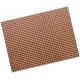 PCB taladrado linea baquelita 100x160mm