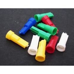 Casquillos T5 para Bombillas Led de 5mm