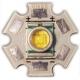 Pcb 20mm Star para CREE Led XRE Blanco