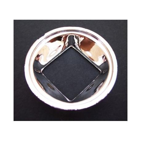 Reflector Lente de cristal de 50mm
