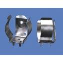 Clip de Contacto 18650 para Porta Pilas y Baterías