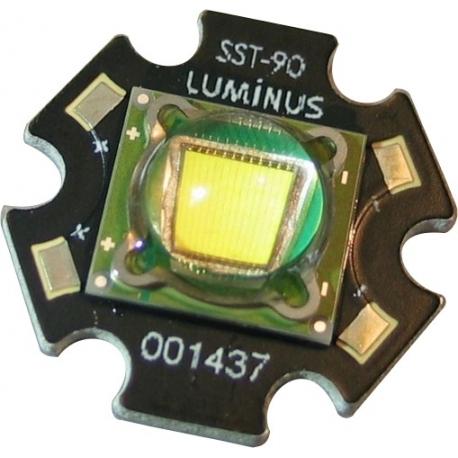 Luminus SSR-90 con circuito impreso