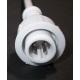 Conector IP65 4pin macho para Tiras de Led
