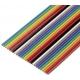 """Cables Plano de colores """"Flat cable"""" 40 hilos"""