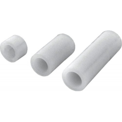 Separadores tubulares de Nylon-poliamida 6mm
