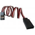 Cable conector macho y hembra 3 pin 130-150mm