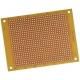 PCB taladrado cuadros baquelita 94x71mm