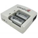 Cargador 2 Baterías 16340-CR123- UltraFire WF-138A