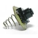 Interruptor Pulsador con Muelle para linternas