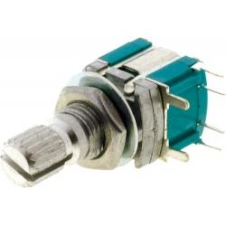 Conmutador Giratorio miniatura de Circuito Impreso RS1010