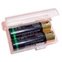 Caja Estuche de protección de Baterías 2xAAA/10440/R3
