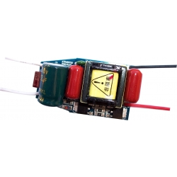 Driver Led AT2460 GU10-E27 220vAC 0-320mA 15x1w