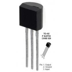 Reguladores de tensión positiva 78lxx, LM317, To92