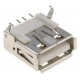Conector USB Hembra SMD 4 pin