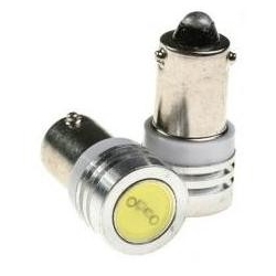 LED BA9S 1 Led 2 chip 1w.12v