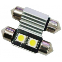 Festoon Canbus 2 LED 5050 SMD 36mm