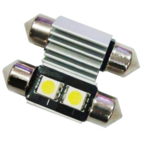 Festoon Canbus 2 LED 5050 SMD 36mm