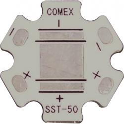 Alu-Pcb 20mm para Led Luminus SSR50
