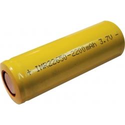 Bateria IMR22650 3.7v 2.200mA