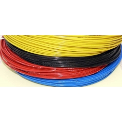 Cables flexibles unipolar 0.22mm