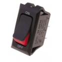 Interruptor Rocker 2 Posiciones de 31x16x20mm