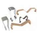 Clip Garras de fijación para Semiconductores