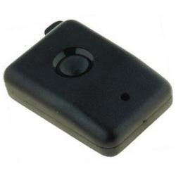 Caja de mando a distancia ABS Negro 1 tecla