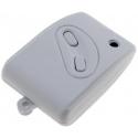 Caja de mando a distancia ABS 2 teclas