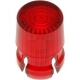 Embellecedores para Led de 3mm Rojo