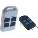 Caja de mando a distancia ABS 4 teclas