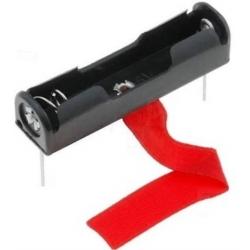 Portapilas Circuito Impreso Keystone 1xAAA, R3 10440