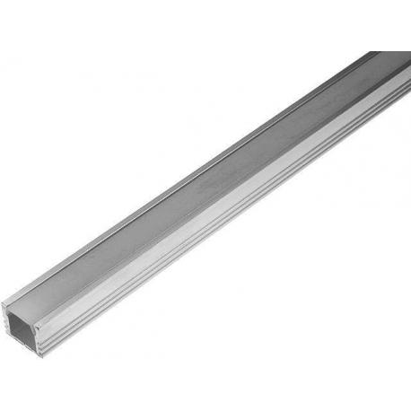 Perfil de Aluminio 16x12mm Tiras de Led