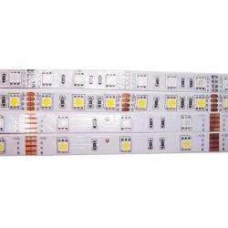 Circuito impreso Pcb flexible para Led 5050 fondo blanco