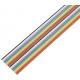 """Cables Plano de colores """"Flat cable"""" 20 hilos"""