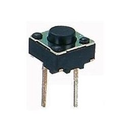 Pulsador 2 Pin de 6x6mm Tact Switch